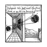 Camera Obscura  1561