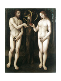 Adam and Eve' ('The Temptation of Adam)  C1520