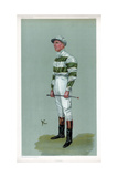 John Evelyn Watts  British Jockey  1903