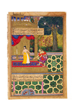 Sita Shies Away from Hanuman  Believing He Is Ravana in Disguise  1594