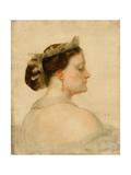 Portrait of Mathilde Bonaparte (1820-190)  Princesse Française