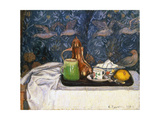 Still Life with a Coffee Pot  1900