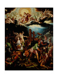 The Martyrdom of Saint Catherine of Alexandria  Mid of the 18th C