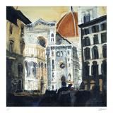 The Basilica di Santa Maria del Fiore  Florence
