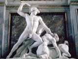 Theseus and the Centaur  1804-1819