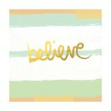 Believe Gold
