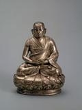 The Third Dalai Lama Sonam Gyatso' (1543-158), 16th-17th Centuries Papier Photo