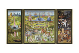 The Garden of Earthly Delights, 1500S Giclée par Hieronymus Bosch
