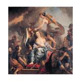 The Sacrifice of Iphigenia  1680