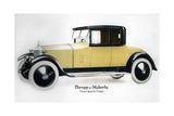 Rolls-Royce Three Quarter Coupe  1910-1929