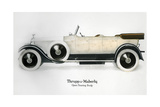Rolls-Royce with Open Touring Body  C1910-1929