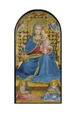 The Virgin of Humility (Madonna Dell' Umilit)  C 1433-1434