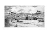 General View of Edinburgh  from Arthur's Seat  1900
