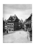 Albrecht Dürer's House  Nuremberg  1936