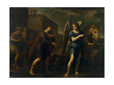 Tobias Meets the Archangel Raphael  C 1640