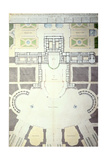 Plans for the Transformation of Versailles  France  1780