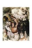 Le Chapeau Épinglé (Pinning the Ha)  1898