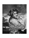Lady Hamilton as 'Nature'  C1783-1784