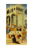 Salome Asking Herod for the Head of Saint John the Baptist  1455-1460
