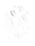 Mortimer Menpes  Sketched by Himself  1899