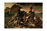 The Raft of the Medusa (Le Radeau De La Médus)  1818-1819