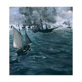 The Battle of the Kearsarge and the Alabama  1864