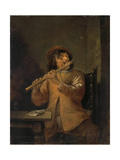 Flautist  1630S