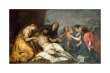 The Lamentation over Christ  Ca 1637-1640