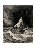 Arrival of Charon  1857