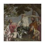Unfaithfulness (From Four Allegories of Lov)  1575