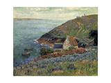 At the Seashore  1896