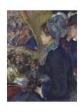 At the Theatre (La Première Sorti), 1876-1877 Giclée par Pierre-Auguste Renoir
