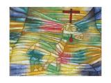 The Lamb Giclée par Paul Klee