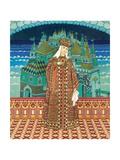 Militrissa Costume Design for the Opera the Tale of Tsar Saltan by N Rimsky-Korsakov
