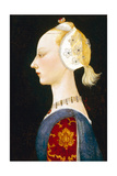 A Young Lady of Fashion  1462-1465