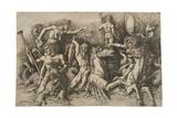 The Battle of the Sea Gods  Ca 1475
