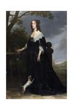 Elizabeth Stuart (1596-166)  Queen of Bohemia  1642
