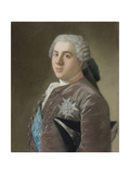 Portrait of Louis  Dauphin of France (1729176)  1750