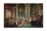 The Coronation of Napoleon  1806-1807
