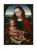 The Virgin and Child  1480-1490