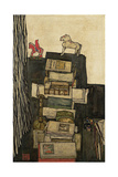 Still Life with Books  1914