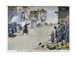 Paul Déroulède  Battle of Montbéliard  1899