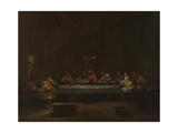 Seven Sacraments: Eucharist  Ca 1637-1640
