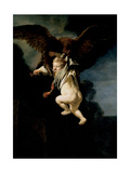 The Abduction of Ganymede  1635