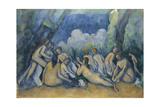 Bathers (Les Grandes Baigneuse)  1894-1905