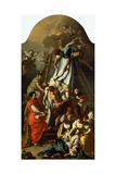 The Descent from the Cross  1729