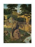 The Temptation of Saint Anthony  C 1490