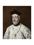 Portrait of Diego De Covarrubias Y Leiva