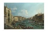 A Regatta on the Grand Canal  C 1740