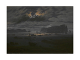 Northern Sea in the Moonlight  C 1823